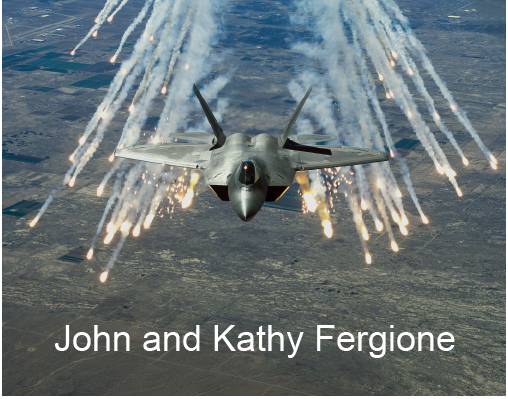 John and Kathy Fergione